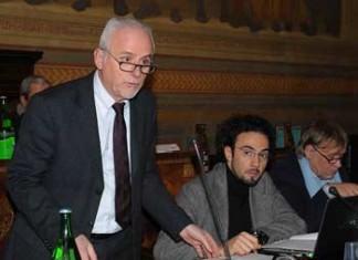 Consiglio Provinciale - Roberto Vasai