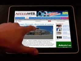Arezzoweb Ipad