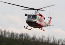Vigili del Fuoco - elicottero
