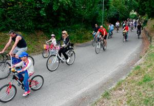Obbiettivo 300 chilometri di piste ciclabili in Provincia di Arezzo