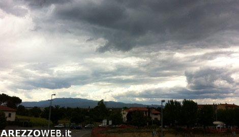 Maltempo, pioggia e vento attesi per domani, sabato 10 ottobre