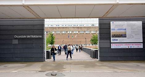 Ospedale Gruccia Valdarno