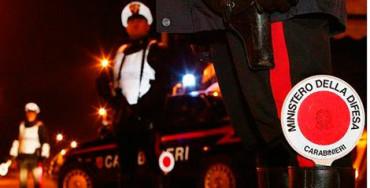 Estorsione, rapina, spaccio di stupefacenti, tre arresto, sette denunce e una segnalazione ad opera del Carabinieri del Comando Provinciale di Arezzo