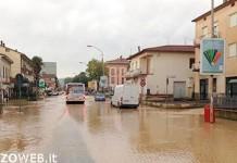 Via Romana - Allagamenti