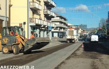 Da lunedì 19 gennaio chiusa la strada tra San Zeno e San Giuliano
