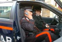 carabinieri macchina