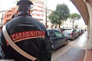 43enne arrestata su ordine di carcerazione del tribunale di Arezzo