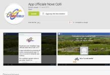 Novecolli App - Iphone - Andoroid
