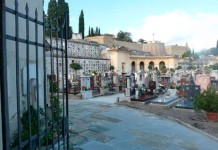 Cancello Cimitero