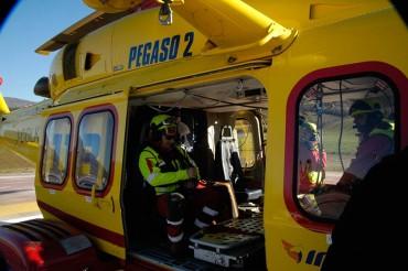 Terranova: scontro auto-bici rimane gravemente ferito un 69enne
