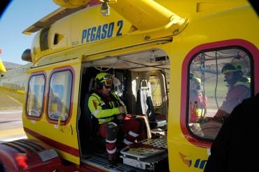 75enne cade all'interno della sua abitazione, ricoverato a Siena in codice rosso