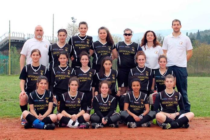 Monnalisa Softball - Bsc ArezzoMonnalisa Softball - Bsc Arezzo