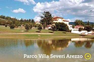Ultimi giorni di Arezzo Giochi e Sapori a Villa Severi