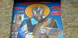 Mosaico - Chiesa San Marco
