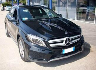 Gla Mercedes