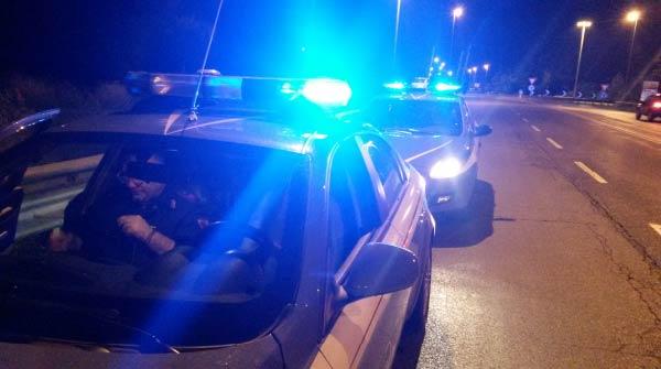"""La Polizia ferma i ladri durante una """"trasferta di lavoro"""""""