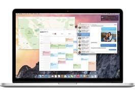 Apple Yosemite OS X
