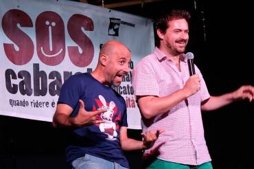 Sos Cabaret torna ad Arezzo con i comici tirrenici