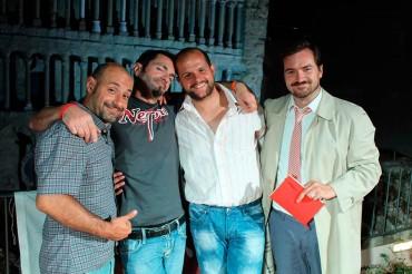 Cinque serate di comicità itinerante per Sos Cabaret 2014