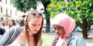 donne rifugiati - immigrazione