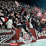 Arezzo – Carrarese: 0 – 0 (aggiornamento 2′ st)
