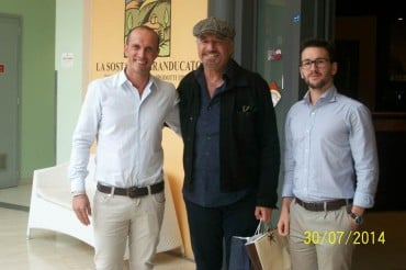 Christian De Sica al Valdichiana Outlet Village