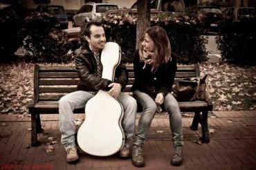 A Bibbiena il duo acustico Chiara Jerì e Andrea Barsali