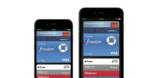 Apple Pay with iPhone6plus