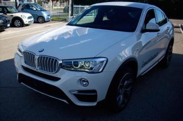 Nuovo modello della X Generation BMW: ecco la X4