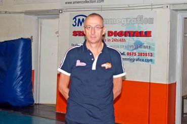 Uno staff tecnico di qualità per la crescita del basket aretino