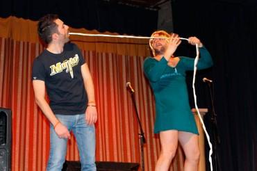"Sos Street Cabaret, risate ""mordi e fuggi"" con Alan&Lenny"