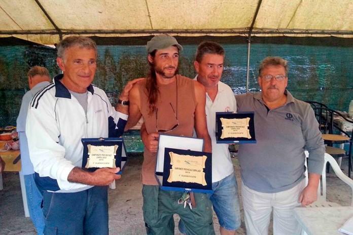 Arci Pesca - Trofeo carpa
