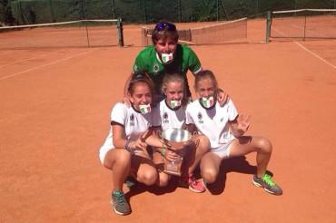 Il Ct Giotto è campione d'Italia Under 12