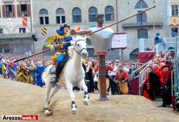 Giostra del Saracino: PORTA SANTO SPIRITO vince la 128^ edizione della Giostra – FOTO