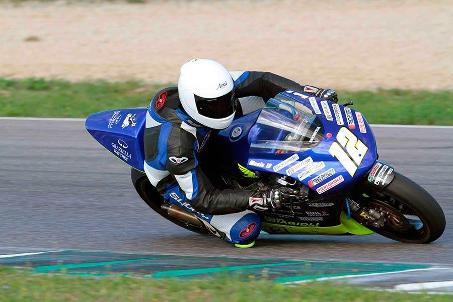 Graziella group partner del campionato italiano grand prix for Graziella sport