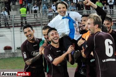 AREZZO – MONZA 2 – 1: l'Arezzo capovolge il risultato nei minuti finali