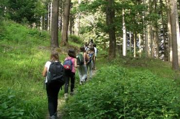 Il Parco rilancia il turismo scolastico
