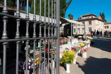 Cimitero: cambia l'orario di accesso