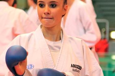 L'Arezzo Karate combatte per il titolo italiano Juniores