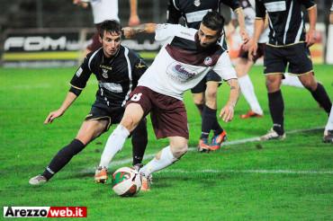 Arezzo – Real Vicenza 2 – 0 – FOTO