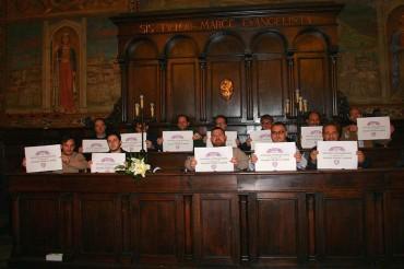 """Cortona dice """"No alla Violenza sulla donne"""""""