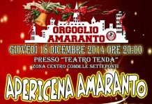Apericena Amaranto