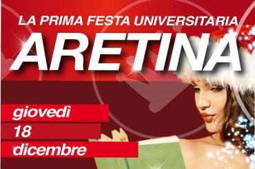 1° Festa Universitaria degli studenti aretini