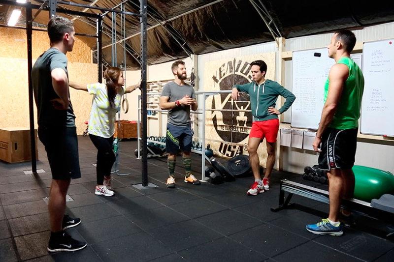 Prende forma la squadra agonistica di CrossFit Arezzo