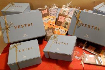 DolceRondine: a Natale sostieni la pace grazie al cioccolato Vestri