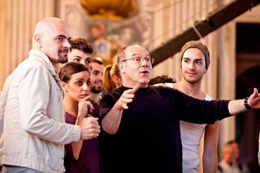 La Cenerentola di Rossini nella regia di Carlo Verdone in esclusiva al Pietro Aretino