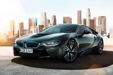 Batman is green: seconda declinazione elettrica Made in BMW