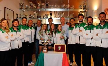 Il Ct Giotto è tra i migliori circoli di tennis d'Italia