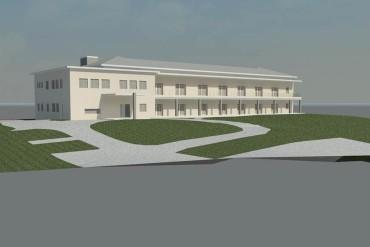 Aperto il cantiere per la realizzazione della Casa della salute di Terranova e i servizi ambulatoriali del Cr