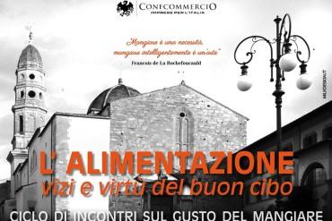 Arezzo, si parla di gusto del mangiare in Piazza della Badia e dintorni